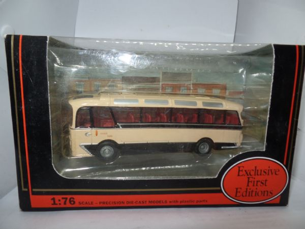 EFE 12110 Harrington Cavalier Coach  Flights Tours Aston Villa Football Team  MIMB